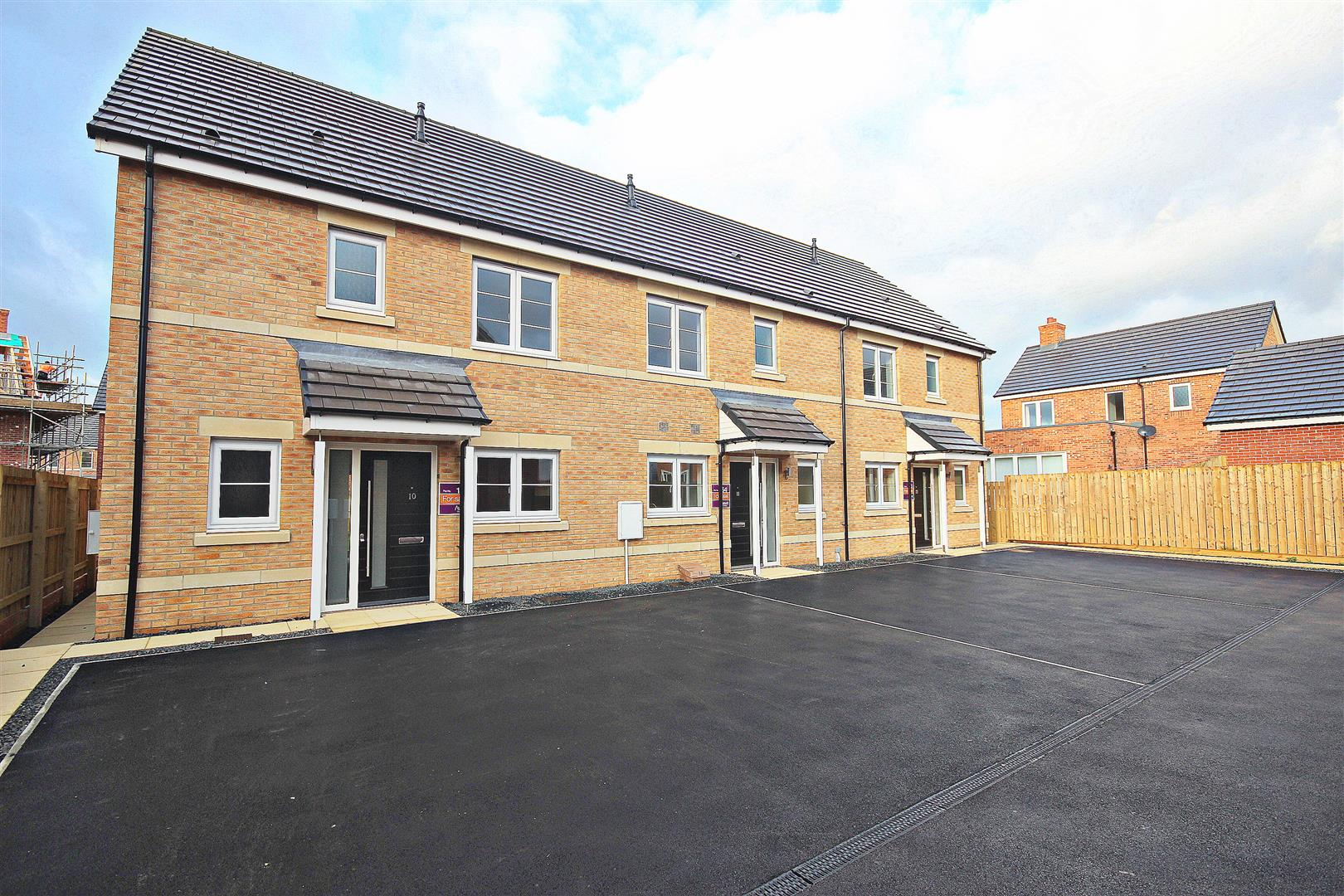 2 Bedrooms End Of Terrace House for sale in Longhill Court, Browney, Durham